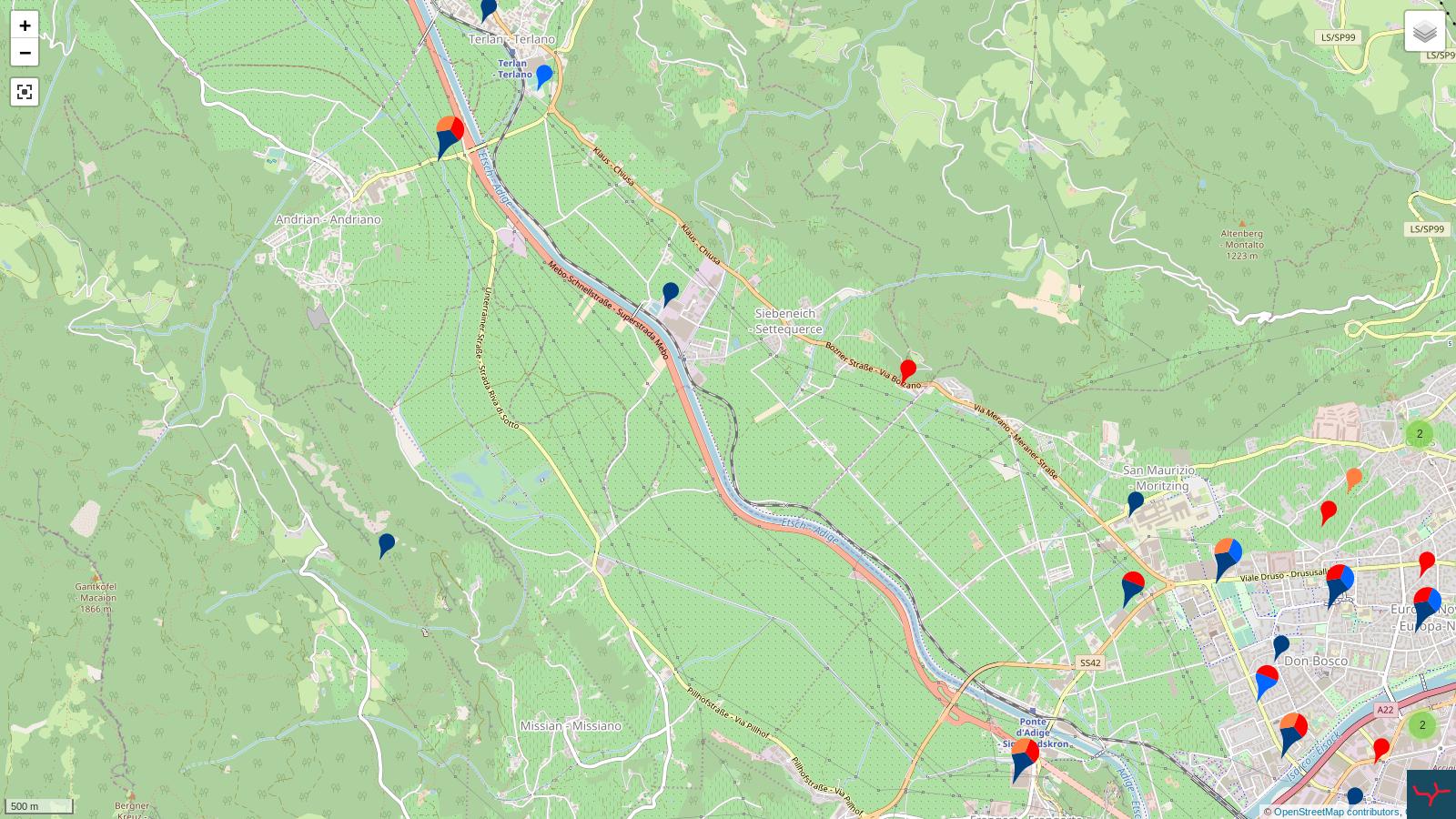 lks - Breitband-Internet in Südtirol